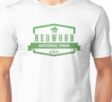 Red Wood National Park, California Unisex T-Shirt