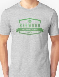 Red Wood National Park, California T-Shirt