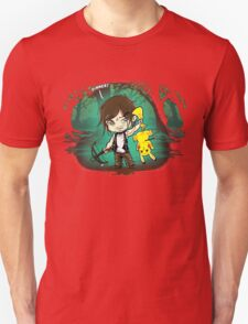 Daryl pika-dinner t-shirt Unisex T-Shirt