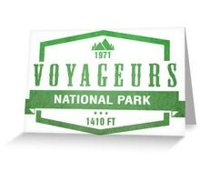 Voyageurs National Park, Minnesota Greeting Card