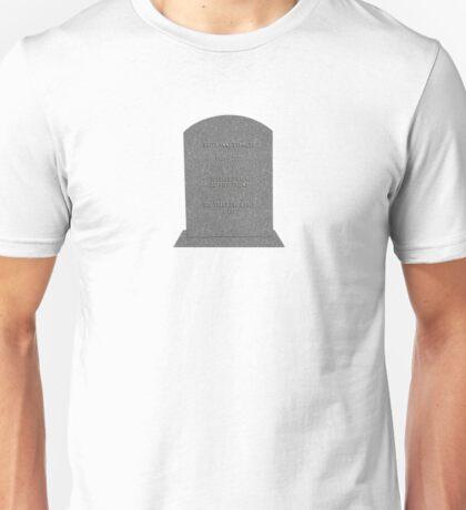 Buffy's Grave Unisex T-Shirt