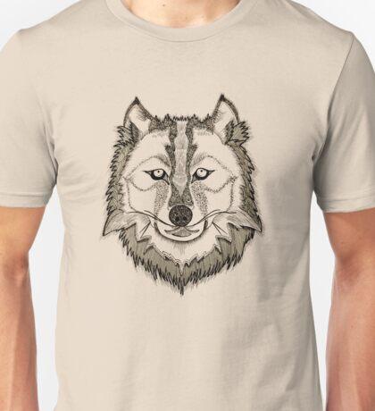 Noble Wolf Unisex T-Shirt
