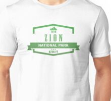 Zion National Park, Utah Unisex T-Shirt