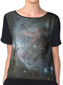 The Great Orion Nebula Chiffon Top