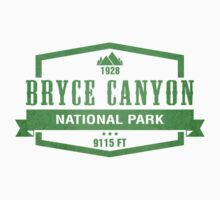 Bryce Canyon National Park, Utah Baby Tee
