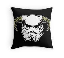 Storm-Roh-Da Throw Pillow