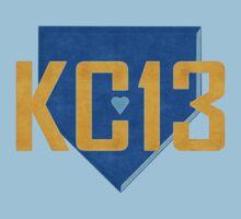 KC13 One Piece - Short Sleeve