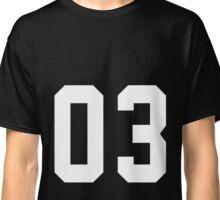 Team Jersey 03 T-shirt / Football, Soccer, Baseball Classic T-Shirt