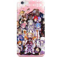 Re:Zero kara Hajimeru Isekai Seikatsu iPhone Case/Skin