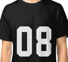 Team Jersey 08 T-shirt / Football, Soccer, Baseball Classic T-Shirt