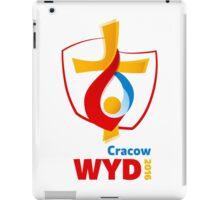 World Youth Day 2016 in Cracow logo iPad Case/Skin