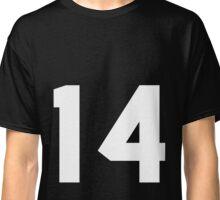 Team Jersey 14 T-shirt / Football, Soccer, Baseball Classic T-Shirt