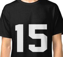 Team Jersey 15 T-shirt / Football, Soccer, Baseball Classic T-Shirt