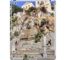 Symi War Memorial iPad Case/Skin