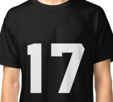 Team Jersey 17 T-shirt / Football, Soccer, Baseball Classic T-Shirt