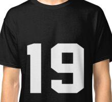 Team Jersey 19 T-shirt / Football, Soccer, Baseball Classic T-Shirt