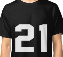 Team Jersey 21 T-shirt / Football, Soccer, Baseball Classic T-Shirt
