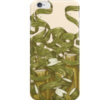 Lemang In Bamboo iPhone Case/Skin