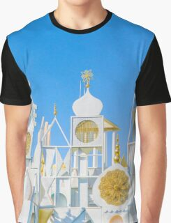 It's a Small World Graphic T-Shirt