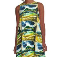 alma bay A-Line Dress