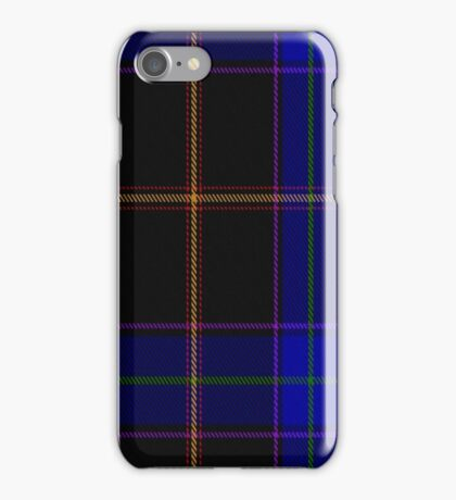 01445 Cumnock District Tartan  iPhone Case/Skin