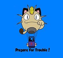 Prepare for trouble! by alexhefe