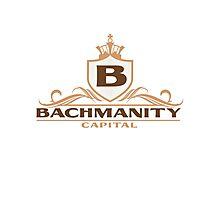 Bachmanity Capital Photographic Print