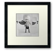 Madge Framed Print