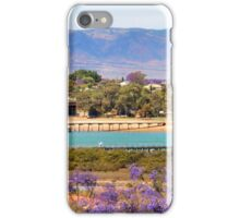 Jacaranda Time iPhone Case/Skin