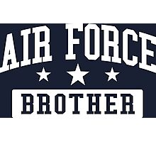 Air Force Brother Photographic Print