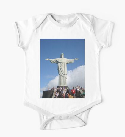 Brazil, Rio, Jesus statue One Piece - Short Sleeve