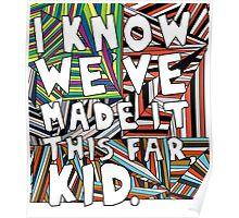 Migraine lyrics Poster