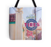 Luigi's Casa Della Tires Tote Bag