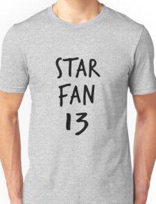 Star Fan 13 Unisex T-Shirt