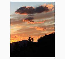 Montana Sunset July 2016 Unisex T-Shirt