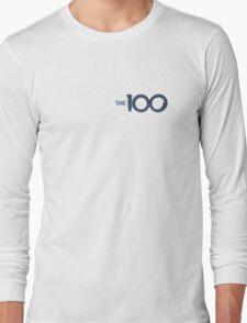 The 100 Season 3 Logo Long Sleeve T-Shirt