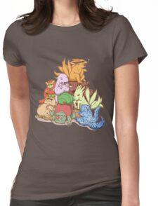 biju Womens Fitted T-Shirt