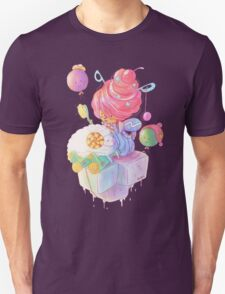 Cream and Sugar Unisex T-Shirt