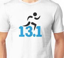 Half marathon 13.1 miles Unisex T-Shirt