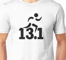 Half marathon runner Unisex T-Shirt