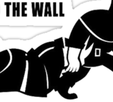 Game of Thrones Wall / Monopoly Sticker