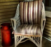Night on the Porch by RC deWinter