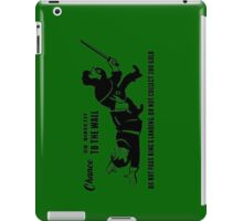 Game Of Thrones Wall/ Monopoly Case iPad Case/Skin