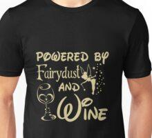 Wine - Powered By Fairydust An Wine Unisex T-Shirt