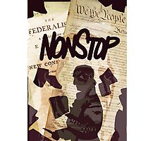Non-Stop Photographic Print