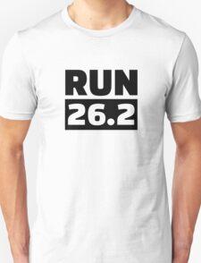 Run 26.2 miles marathon T-Shirt