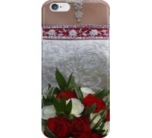 Here Comes the Bride iPhone Case/Skin