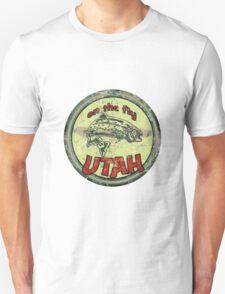 On the fly Utah T-Shirt