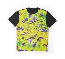 abstract background of colored balls Graphic T-Shirt