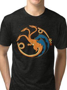 House Charizard Tri-blend T-Shirt
